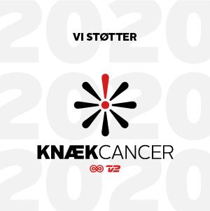 Pejsen.com støtter Knæk Cancer 2020