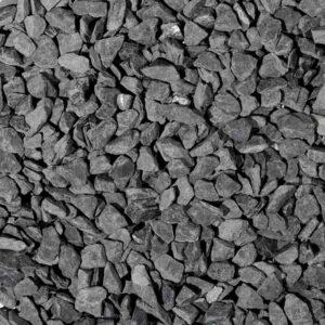 Pyntesten granit skærver