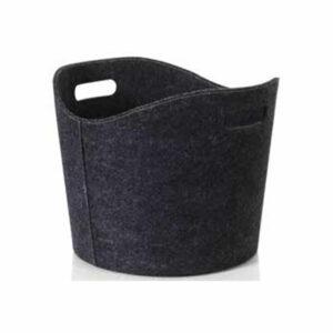 TermaTech brændekurv filt grå