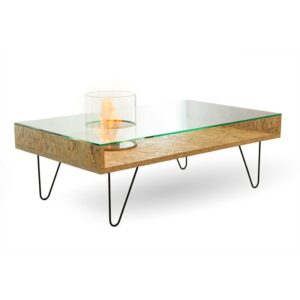 Planika Fire-Coffee-Table-Varnished-OSB