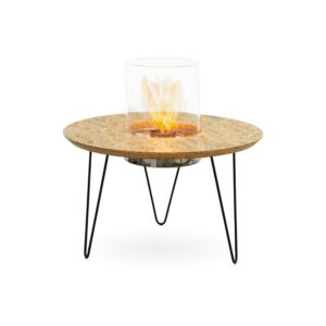 Fire-Table-Round-Varnished-OSB