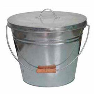 TermaTech askespand med låg i zink