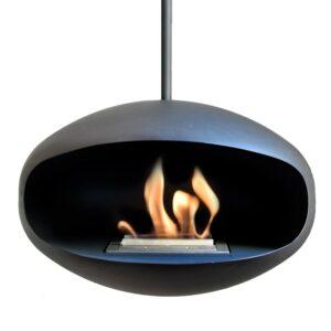 Cocoon Fires Aeris Sort/Sort Black/Black