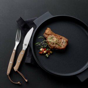 Morsø CULINA Steakgaffel Pizzakniv
