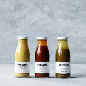 Nicolas Vahé Dressing med honning og sennep miljøbillede 1