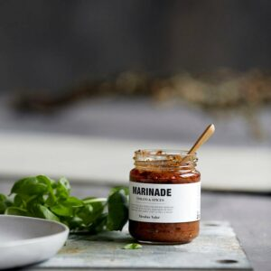 Nicolas Vahé Marinade – Tomato & Spices