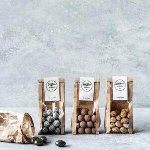 Nicolas Vahé Chokoladeovertrukket Mandel – Kanel