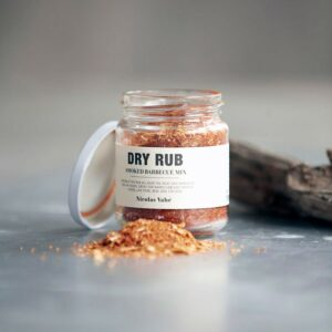 Nicolas Vahé Dry Rub Smoked Barbecue Mix