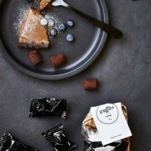 Nicolas Vahé Chokoladetrøffel – Lakrids