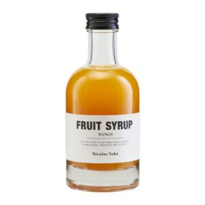 Nicolas Vahé Frugt Sirup - Mango
