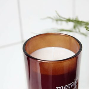 Meraki Duftlys – Scandinavian Garden Lille