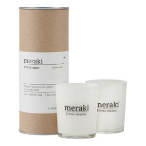 Meraki Duftlys Winter edition