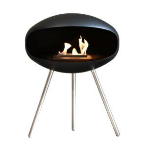 Cocoon Fires Terra Sort/rustfri