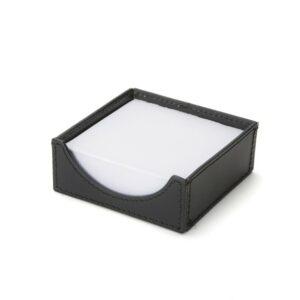 Ørskov Læder Notesblok 11x11x4 cm
