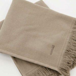 Meraki Lunaria Håndklæde Varm Grå 2 stk. L: 40 cm W: 60 cm
